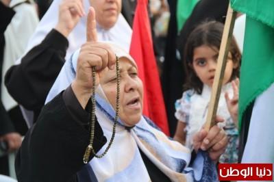 صور... مهرجان استقبال الشيخ يوسف القرضاوي على أرض الكتيبة في غزة