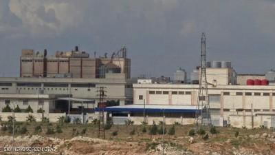 """""""الحر"""" يقتحم السجن المركزي في حلب"""