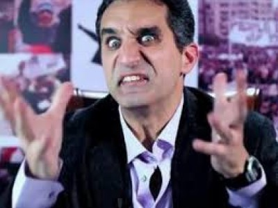 """باسم يوسف ينضم إلى """"أم بي سي مصر"""" والجمعة أول حلقة"""