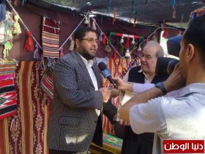 بلدية غزة تنظم مهرجاناً تراثياً ضمن فعاليات إحياء ذكرى النكبة