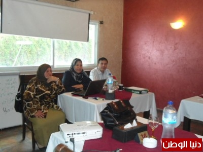 امال حمد : للمرأة الفلسطينية دور هام فى بناء السلام والمصالحة المجتمعية