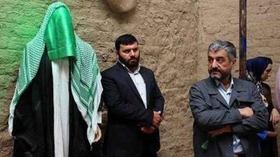 """إيران تنشر صورة """"المهدي المنتظر"""" .. شاهد"""