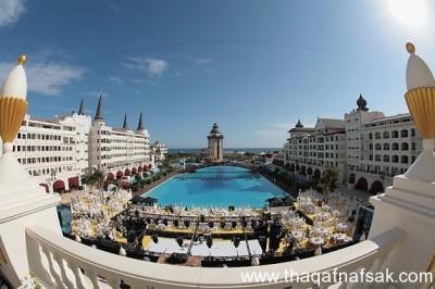 أغرب الفنادق في العالم