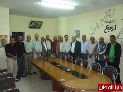 بلدية يطا تثمن حسن سير العملية الانتخابية في اقليم فتح