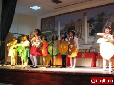 تربية أريحا تنظم الحفل الختامي لتكريم الأنشطة ومشاريع الصحة المدرسية