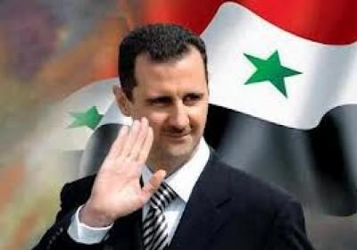 الأسد متهكماً على الغرب كنت حزمتُ أمتعتي للرحيل والآن بإمكاني أن أبقى
