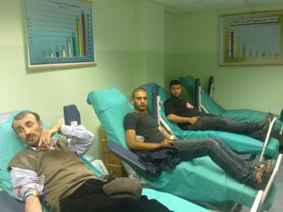 الصحة : مجمع ناصر الطبي ينظم حملة تبرع الدم | دنيا الوطن