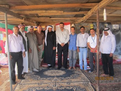 """جمعية """"بادية القدس"""" تنظم لقاء حول واقع التعليم"""