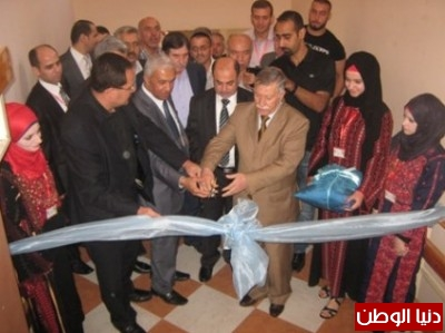 جامعة بوليتكنك فلسطين تفتتح مؤتمر إبداع الطلبة الثاني2013