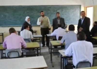 87 ألف طالب وطالبة يتقدمون اليوم لامتحانات التوجيهي في كافة محافظات الوطن