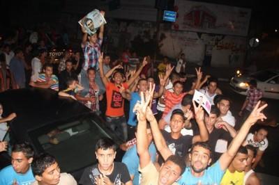 """بالفيديو : لحظة إعلان فوز """"محمد عسّاف"""" من غزة"""
