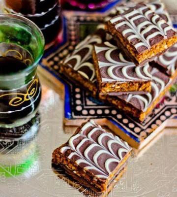 حلـوى الرخامة المغربية