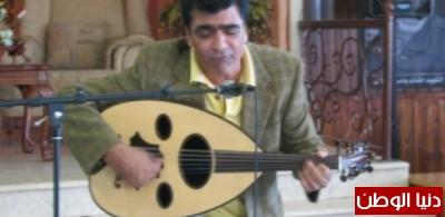تكريم الفنان جمال النجار سفيرأ للفن والثقافة الفلسطينية الذي أبدع رائعة (علي الكوفية)