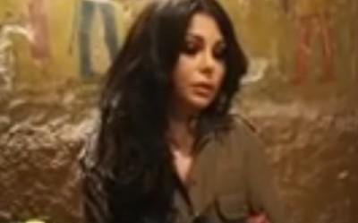 """فيديو:حلقة رامز عنخ آمون تكشف اسم هيفاء وهبي الحقيقي..""""فتحية كهربا""""!"""