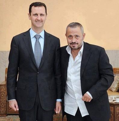 سبب غضب السوريين بسبب صورة الوسوف مع الأسد..؟؟
