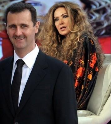 في رسالة إلى بشار الأسد .. رغدة :أما آن للكيماوي أن يستشيط ...أحرق الأرض بمن فيها