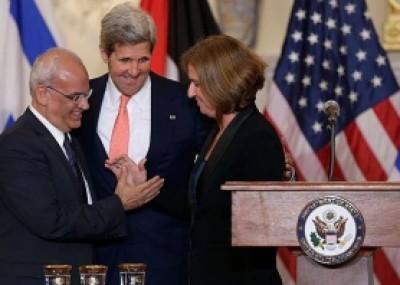 ليفني: لا شرق أوسط جديدا والمفاوضات بهدف إنهاء الصراع مع الفلسطينين
