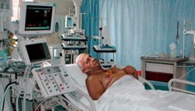 أنباء عن وفاة شارون في مستشفى سوروكا باسرائيل .. نبذة وصور