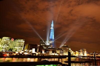 برج شارد تحفة معمارية قطرية في لندن