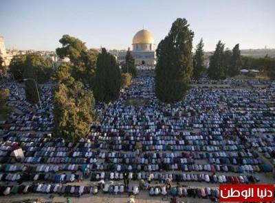 بالصور أجواء أول أيام عيد الفطر السعيد في عدة مدن وعواصم اسلامية