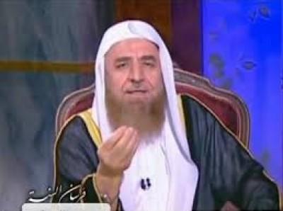 """شيخ الثورة السورية """"العرعور"""" يؤيد الفريق السيسي ويؤكد : الإسلام لا يتوقّف على شخص أو هيئة"""
