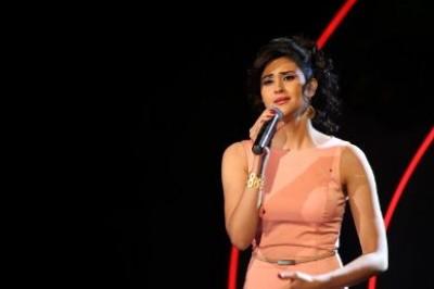 سلمى رشيد تسبق هيفاء وهبي في مسابقة ملكة جمال العرب