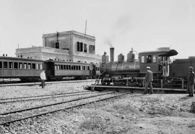 من الذاكرة..شاهد بالصور والفيديو خطوط السكك الحديد في فلسطين