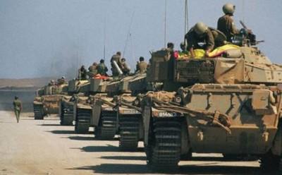 شاهد: إسرائيل تنشر 12 فيديو نادر لحرب أكتوبر المجيدة 1973 9998405175