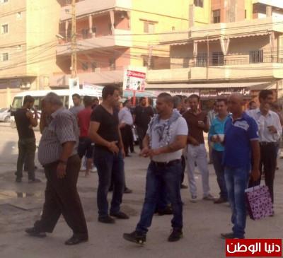 بالصور ..العشرات من أهالي مخيم نهر البارد في طريقهم إلى بيروت للاعتصام أمام مكتب الإونروا