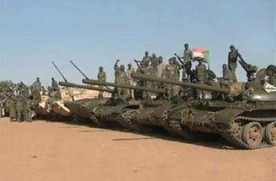 """خوفا من ان تنقلب الى """"ثورة""""..الجيش السوداني يعزز انتشاره بالخرطوم ..ناشطون يفيدون بسقوط اكثر من 100 متظاهر"""
