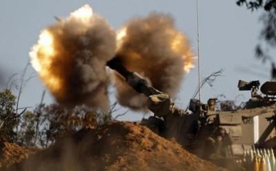 مدفعية الاحتلال تستهدف مواطنين شرق بيت حانون والحصيلة استشهاد أحدهما واعتقال المواطن الآخر مصاباً