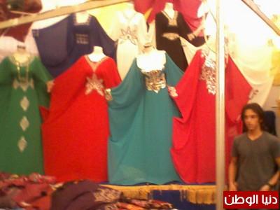 بالصور: معرض المنتجات  السورية بأسيوط