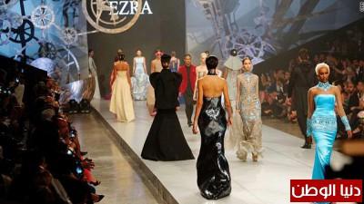 f2974e805c8a4 المرأة العربية أيقونة الموضة في نظره ....مصمم فليبيني شهير يذهل الخليجيات