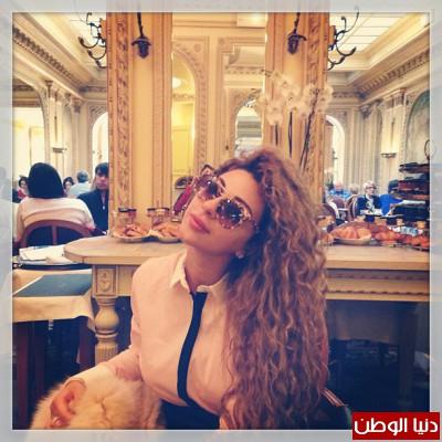"""ميريام فارس تنشر صورها في """" روما """" .. وطول حذاؤها يثير الدهشة .. صور"""