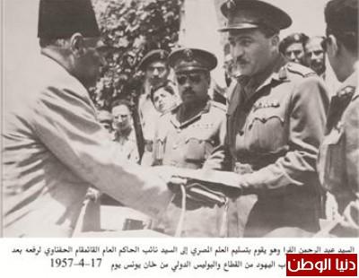 بالصور والأسماء .. مؤرخ يسرد تفاصيل مذبحة خانيونس 1956
