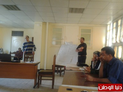 """بالصور"""" وضعية حرية الرأى فى الدساتير المصرية بورشة عمل بأسيوط"""