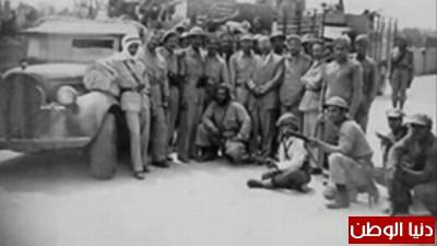 حول دور الجيش العراقي في حرب 1948