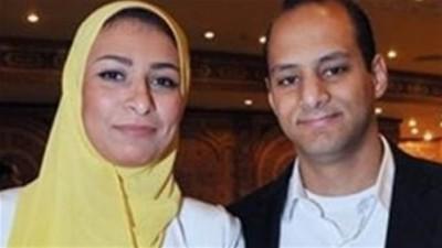 صورة ابنة الرئيس المصري المؤقت عدلي منصور تثير جدلا