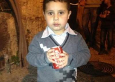 """الاحتلال يأمر باعتقال طفل مقدسي عمره 4 أعوام، ووالد الطفل: """"هل أرفق معه الحليب والحفاظات لحاجته لهم؟"""""""