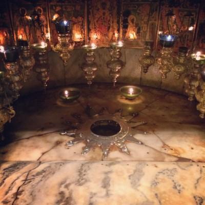 صورة مكان ولادة المسيح تحظى باعجاب كبير على موقع إنستجرام