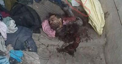 بالصور ارهابي مطلوب نفسه اثناء القبض عليه بالقاهرة 9998427454.jpg