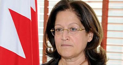 """""""القرآن الكريم"""" .. مأثورات شعبية عند وزيرة الإعلام البحرينية !"""