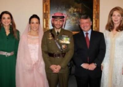 عروس من أصل فلسطيني الأمير حمزة بن الحسين في طريقه للزواج الثاني دنيا الوطن