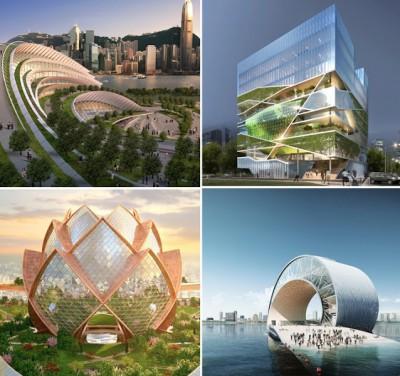 فن العمارة الحديث