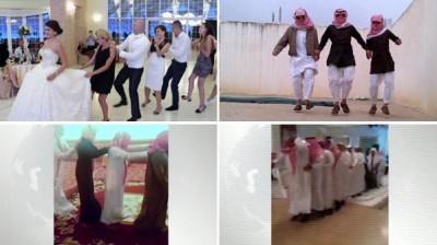 """بالفيديو: """"رقصة البطريق"""".. ظاهرة تنتشر بين الشباب السعودي"""