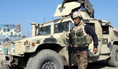 الجيش العراقي يواصل عملياته ضد داعش في الرمادي