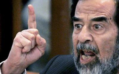 لهذا أطاحوه من منصبه.. صدام حسين يصدر أوامر بضرب اسرائيل بالكيماوي