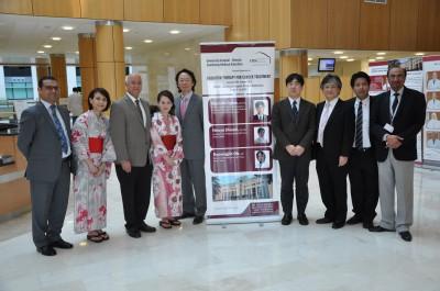 مستشفى الجامعة بالشارقة يقيم ندوة طبية عن العلاج الإشعاعي لمرضى السرطان