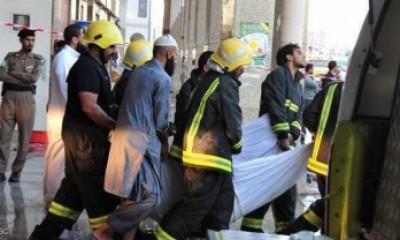 وفاة 15 معتمرا مصريا بحريق في المدينة 9998437407.jpg