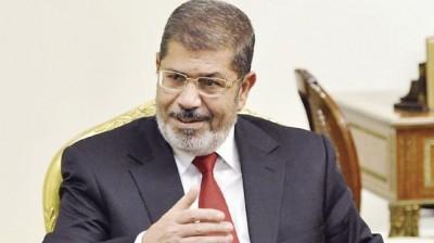 """مرسي ضاحكا: محام قال لي """"أنت مسئول عن الفساد الموجود من أول القدماء المصريين حتى الآن"""""""